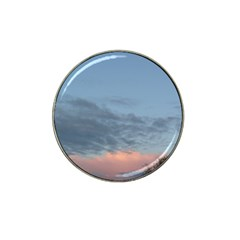 Pink Cloud Sunset Hat Clip Ball Marker (4 pack)