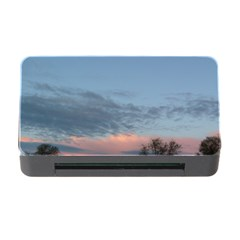 Pink Cloud Sunset Memory Card Reader with CF