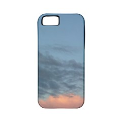 Pink Cloud Sunset Apple iPhone 5 Classic Hardshell Case (PC+Silicone)