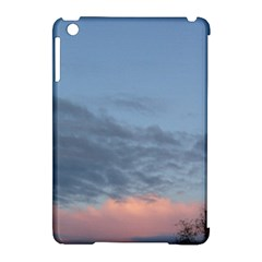 Pink Cloud Sunset Apple iPad Mini Hardshell Case (Compatible with Smart Cover)