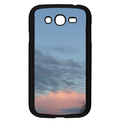 Pink Cloud Sunset Samsung Galaxy Grand DUOS I9082 Case (Black)