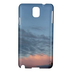 Pink Cloud Sunset Samsung Galaxy Note 3 N9005 Hardshell Case