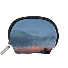 Pink Cloud Sunset Accessory Pouches (Small)