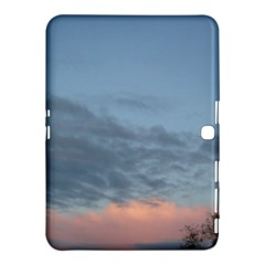 Pink Cloud Sunset Samsung Galaxy Tab 4 (10.1 ) Hardshell Case