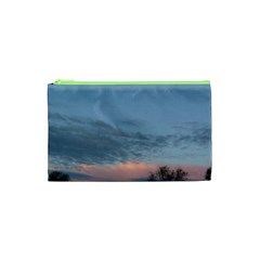 Pink Cloud Sunset Cosmetic Bag (XS)