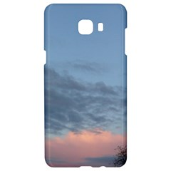 Pink Cloud Sunset Samsung C9 Pro Hardshell Case