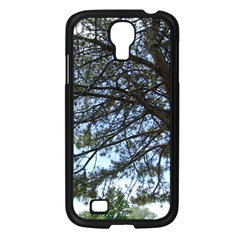Pine Tree Reaching Samsung Galaxy S4 I9500/ I9505 Case (Black)