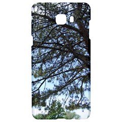 Pine Tree Reaching Samsung C9 Pro Hardshell Case