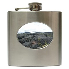 Pillow Lava Hip Flask (6 oz)