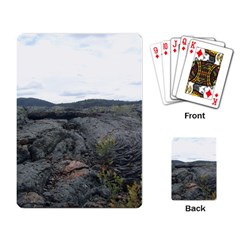 Pillow Lava Playing Card