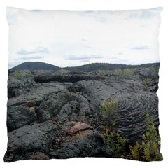Pillow Lava Large Cushion Case (Two Sides)