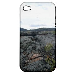 Pillow Lava Apple iPhone 4/4S Hardshell Case (PC+Silicone)