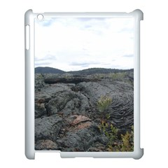 Pillow Lava Apple iPad 3/4 Case (White)
