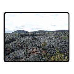 Pillow Lava Double Sided Fleece Blanket (Small)