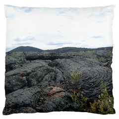 Pillow Lava Standard Flano Cushion Case (Two Sides)