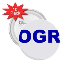 Photography 2.25  Buttons (10 pack)