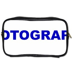 Photography Toiletries Bags