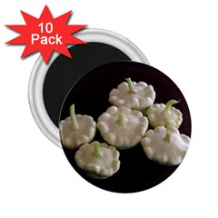 Pattypans  2.25  Magnets (10 pack)
