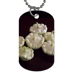Pattypans  Dog Tag (Two Sides)