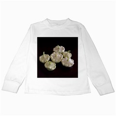 Pattypans  Kids Long Sleeve T-Shirts