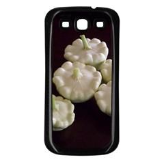 Pattypans  Samsung Galaxy S3 Back Case (Black)