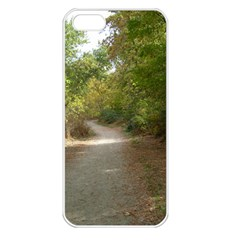 Path 1 Apple iPhone 5 Seamless Case (White)