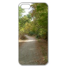 Path 1 Apple Seamless iPhone 5 Case (Clear)
