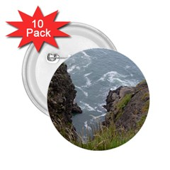 Pacific Ocean 2 2.25  Buttons (10 pack)