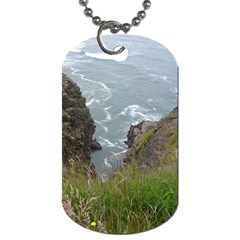 Pacific Ocean 2 Dog Tag (One Side)