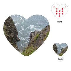 Pacific Ocean 2 Playing Cards (Heart)