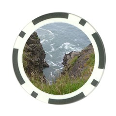 Pacific Ocean 2 Poker Chip Card Guard (10 pack)