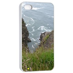 Pacific Ocean 2 Apple iPhone 4/4s Seamless Case (White)