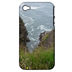 Pacific Ocean 2 Apple iPhone 4/4S Hardshell Case (PC+Silicone)