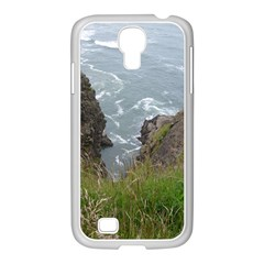 Pacific Ocean 2 Samsung GALAXY S4 I9500/ I9505 Case (White)