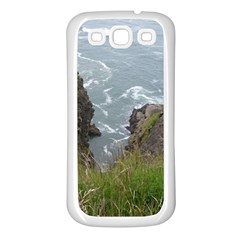 Pacific Ocean 2 Samsung Galaxy S3 Back Case (White)