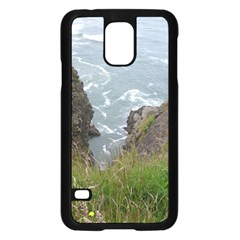 Pacific Ocean 2 Samsung Galaxy S5 Case (Black)