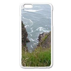 Pacific Ocean 2 Apple iPhone 6 Plus/6S Plus Enamel White Case