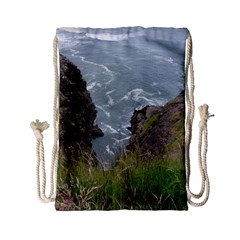 Pacific Ocean 2 Drawstring Bag (Small)