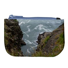 Pacific Ocean 2 Large Coin Purse