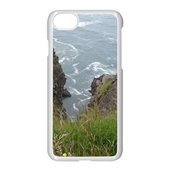 Pacific Ocean 2 Apple iPhone 7 Seamless Case (White)