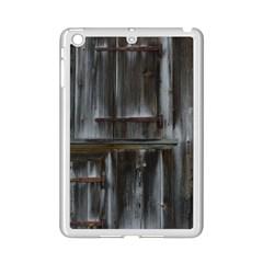 Alpine Hut Almhof Old Wood Grain iPad Mini 2 Enamel Coated Cases