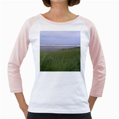 Pacific Ocean  Girly Raglans
