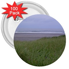 Pacific Ocean  3  Buttons (100 pack)