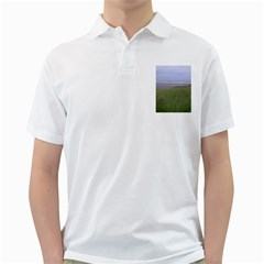 Pacific Ocean  Golf Shirts