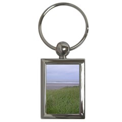 Pacific Ocean  Key Chains (Rectangle)