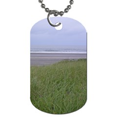 Pacific Ocean  Dog Tag (One Side)