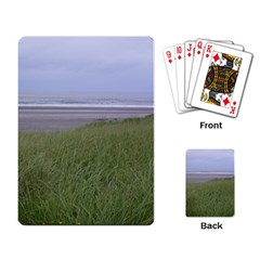 Pacific Ocean  Playing Card