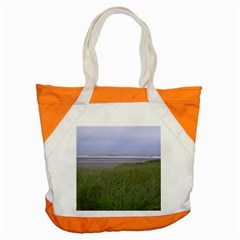 Pacific Ocean  Accent Tote Bag
