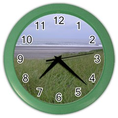 Pacific Ocean  Color Wall Clocks