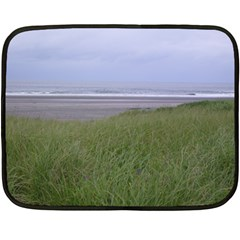 Pacific Ocean  Double Sided Fleece Blanket (Mini)